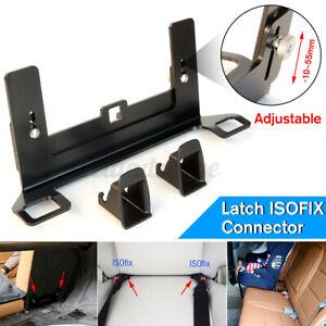 Für ISOFIX Kindersitz Befestigung Halterung Kinderautositz Sicherung Universal