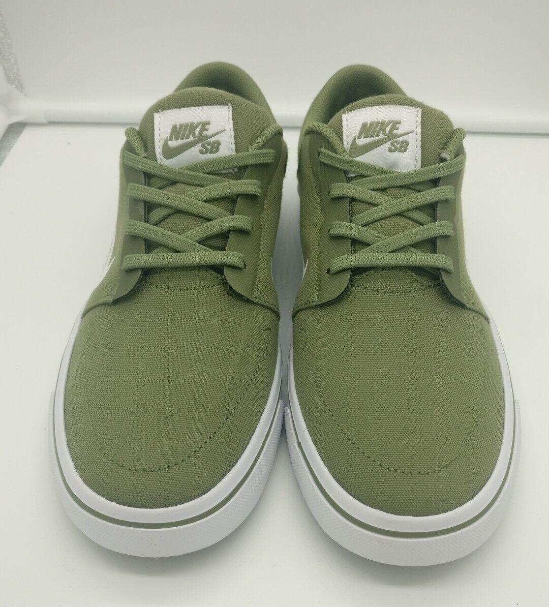 Nike sb portmore leinwand palmen grün - 723874311 weiße 723874311 - ad2c4d