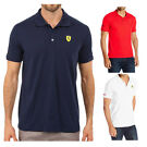 Puma Ferrari Polo Mens Cotton Shirt