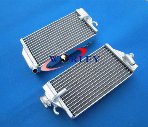 FOR Honda CR125 CR125R CR 125R CR 125 2004 04 aluminium radiator