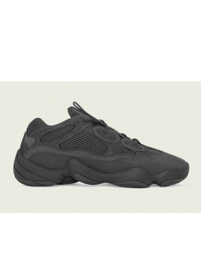 Adidas Yeezy 500 Utility Black F36640 w/Receipt Comfortable Cheap and beautiful fashion