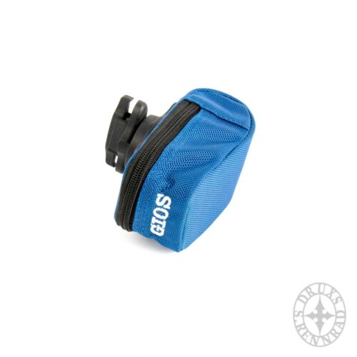 Nuevo Alforja Gios Saddle Bag azul sede bolso bolso bicicleta bolsa de herramientas