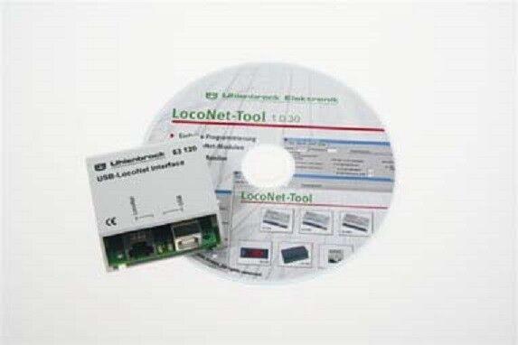 Uhlenbrock 63120 Usb-Loconet-Interface Nuevo en Emb. Orig.