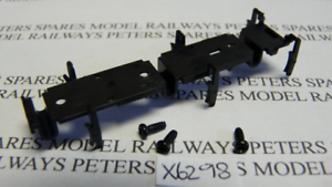 Hornby X6298 Class B17 Tender Chassis Bottom Assembly (For Large Tender)