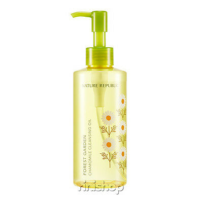 [NATURE REPUBLIC] Porest Garden Chamomile Cleansing Oil 200ml rinishop