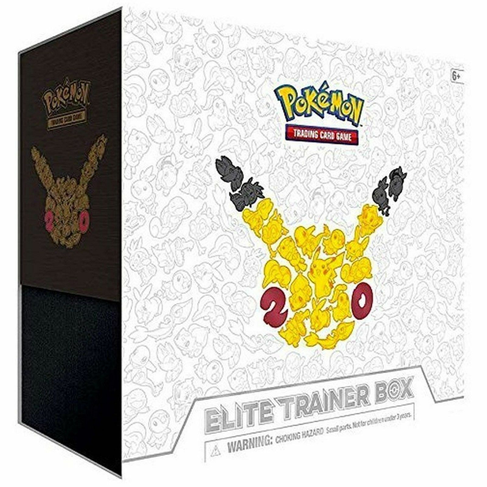 Pokemon Pokemon Pokemon TCG Generations Elite Trainer Box + Pikachu EX Red and bluee Collection 5c7581