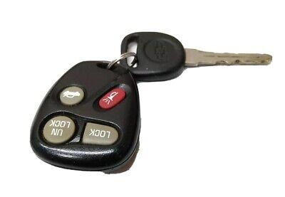 For 10443537 Impala Monte Carlo LeSabre Corvette Astro Remote Fob Entry Blue