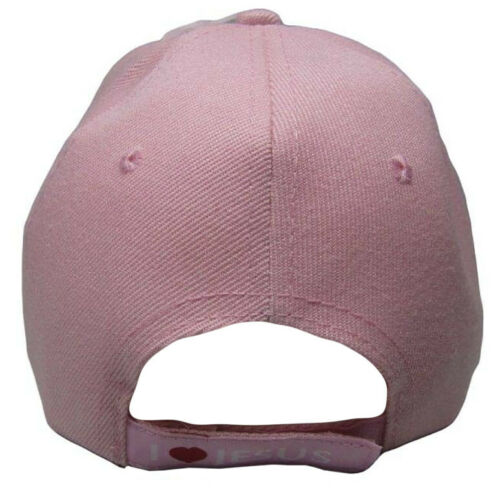 God Answers Prayer G.A.P CAP814 Pink Embroidered Ball Cap Hat 814 TOPW