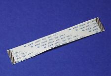 FFC A 16Pin 1.0Pitch 10cm Flachbandkabel Flat Flex Cable Ribbon AWM Flachkabel