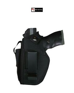 PRO-TACTICAL-GUN-HOLSTER-CONCEALED-CARRY-IWB-OWB-COLT-1911-45-ACP