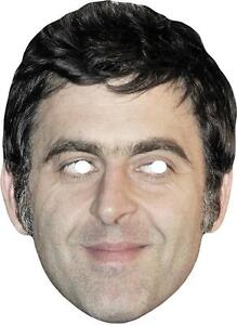 All Our Masks Are Pre-Cut! Gordon Brown Celebrity Politician Card Mask