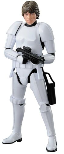 Star Wars Plastic Model Kit 1//12 Luke Skywalker Stormtrooper Ver Bandai NEW***
