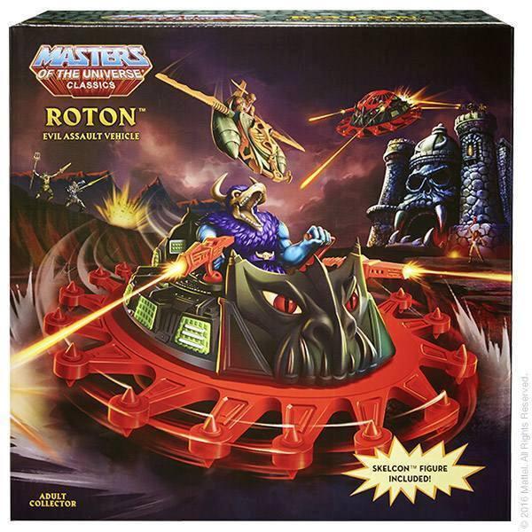 Masters of the Universe classeeics rossoON & SKELCON cifra   nuovo  completare   promozioni eccitanti