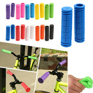 13cm-Motorcycle-Cycling-MTB-Kids-Bike-Rubber-Hand-Grips-Handle-Bar-For-BMX