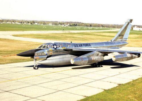B-58 HUSTLER STRATEGIC BOMBER POSTER PICTURE PRINT A906