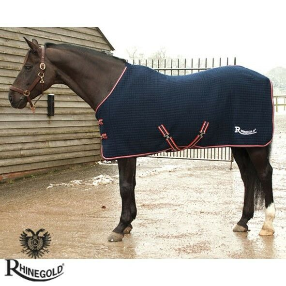 Rhinegold Celltex Multi-Purpose Rug – ideal for travel stable bath time use