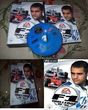 F1 Challenge 99 - 02 PC RARITÄT Formel 1 in DVD Hülle mit Handbuch