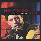 Road Ragas Live by Harry Manx (CD, Apr-2005, Dog My Cat Records)
