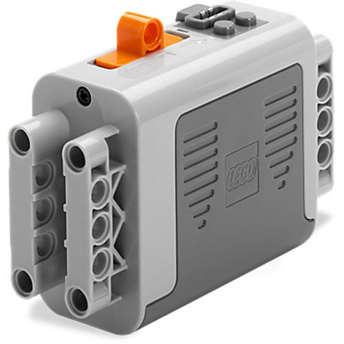 Power Functions Battery Box Pack Lego Technic 8881 16511 6x AA 9V NEW