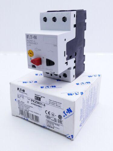 Eaton PKZM01-4 PKZM014 XTPB004BC1 4A Motorschutzschalter unused//OVP