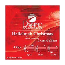 Hallelujah Christmas [Accompaniment/Performance Track] Free Shipping