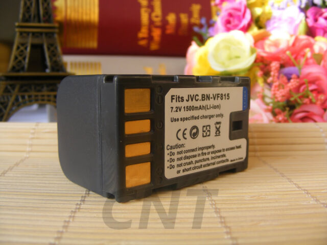 Batteria Alta Qualità per Jvc Everio GZ-MS100