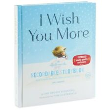 I Wish You More Hallmark Recordable Storybook by Amy Krouse Rosenthal
