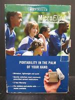 Respironics - Micro Elite - Compressor Nebulizer System - Rdd490 - Rc 1471
