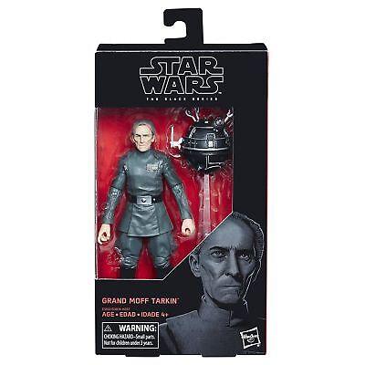Star Wars The Black Series Grand Moff Tarkin 6 inch Sealed New #63