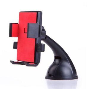 2-x-360-Mount-Car-Holder-Apple-iPhone-6-Plus-5-4-4S-Universal-Windshield-Phone