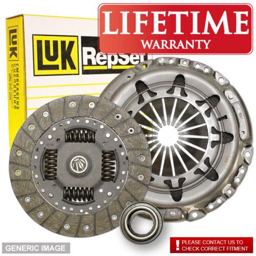 Bearing 115 06//01-09//03 Hatch N42 B18 N46 BMW 316Ti 1.8 Luk Clutch Kit