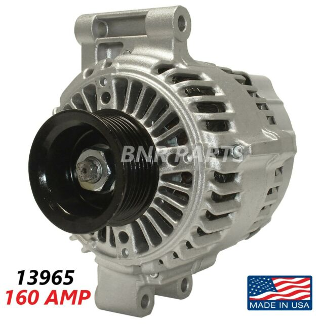 160 AMP 13965 Alternator Acura RSX Type S 02-06 High