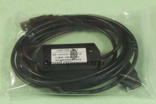 1PCS NEW Programming cable for Siemens LOGO USB-CABLE 6ED1 057-1AA01-0BA0