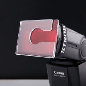 100% De Qualité Type S Porte-filtre Pour Lumière Stroboscopique Photographie Flash Éclairage Studio-afficher Le Titre D'origine Sensation Confortable