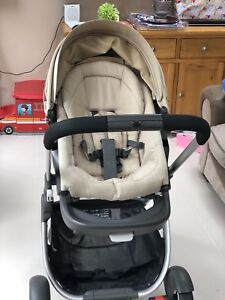 Details About Stokke Crusi Full Travel System