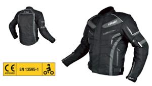 Giubbino-Uomo-per-Moto-3-strati-4-stagioni-con-protezioni-gomiti-spalle-schiena