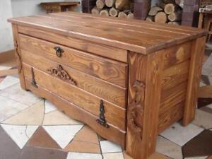 Wooden Shoe Box Cupboard Cabinet Rack Hallway Pine Storage Seating
