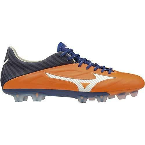 MIZUNO Football Soccer Spike REBULA Schuhes REBULA Spike 2 V1 P1GA1971 Orange US7.5(25.5cm) 2e8fd2