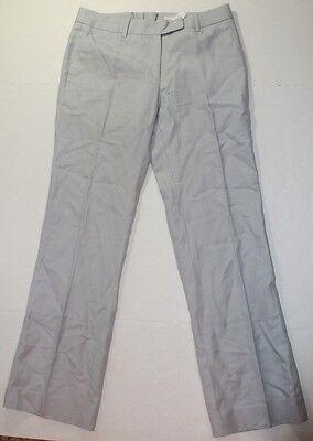 PER SE DARK DENIM LTWT COTTON LINEN JEAN PANTS SLACKS sizes 10 14 16 18 NEW $295