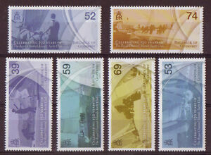 GUERNSEY-2012-ROYAL-YACHT-CLUB-SET-OF-6-UNMOUNTED-MINT-MNH