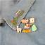 Corgi-Sloth-Alpaca-Cat-Dog-Cactus-Tree-Enamel-Pins-Badges-Brooches-Badges-Lapel thumbnail 15