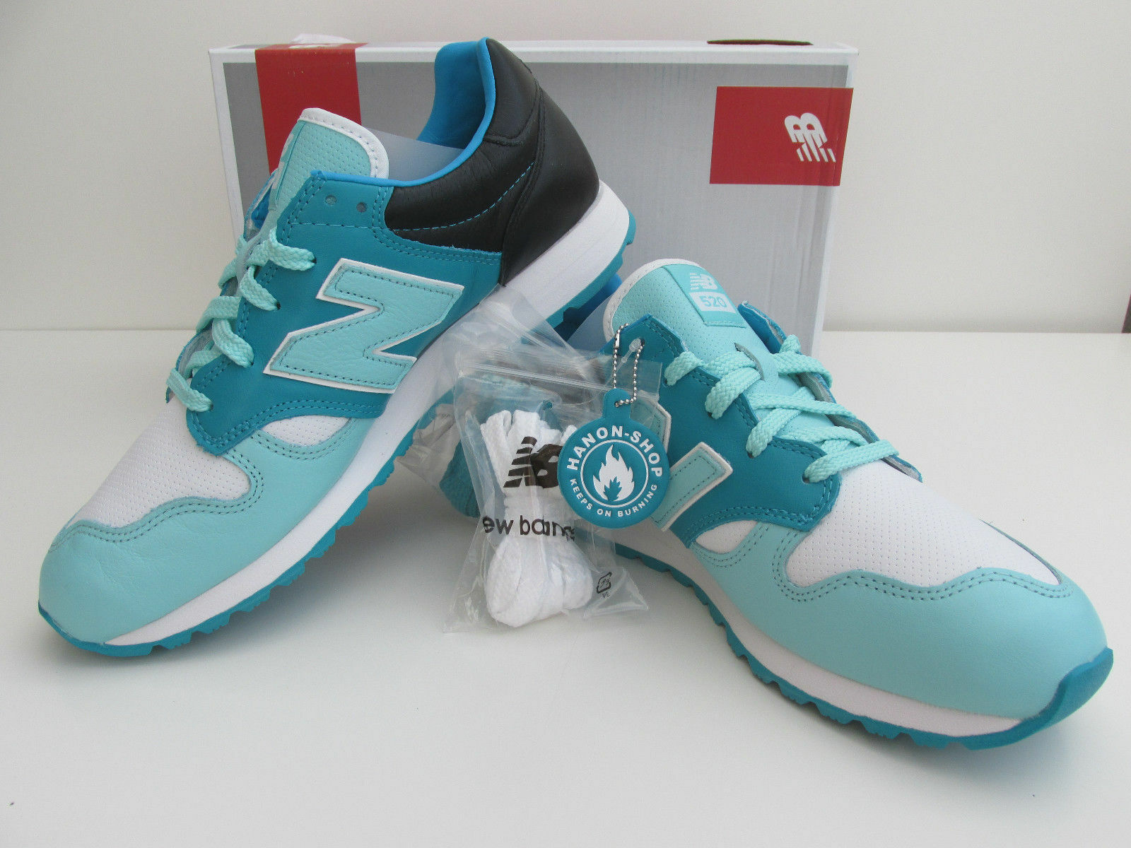 NUOVO CON SCATOLA NEW BALANCE 520 HNF HNF HNF Hanon Fisherman'S bluS 577 576 bd6ff7