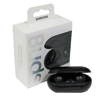 Samsung Galaxy Buds True Wireless In Ear Bluetooth Headphones Black Sm R170 2019 Ebay