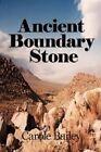 Ancient Boundary Stone by Carole Bailey 9781438920924 Hardback 2008