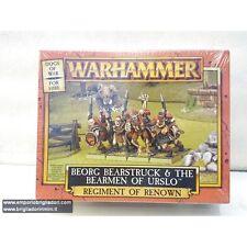 Citadel Miniatures  Warhammer - Beorg Bearstruck - 28mm -  Games Workshop - Whit
