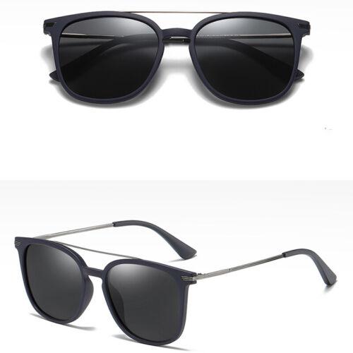 KEITHION TR90 Slim Fit Sunglasses Mens Womens Polarized Retro UV400 Glasses