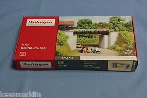 Auhagen-11-428-Short-Bridge-Un-build-KIT-HO
