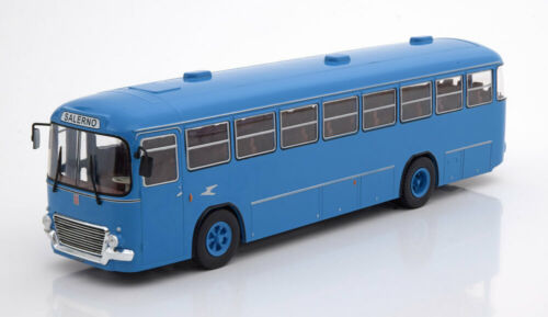 1:43 Altaya Bus Collection Fiat 308//2 Interurbano Italy 1972 blue