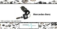 Zündschloss Schließzylinder Mercedes 190 W201 W124 W126 OE: 1264600604