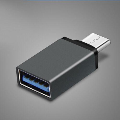 USB-C 3.1 Type C Male to USB 3.0 Female Converter Adapter OTG Data Sync Adaptor